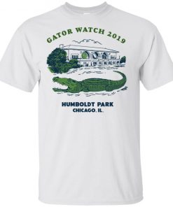 Humboldt Gator Watch 2019 Park Chicago T-Shirt