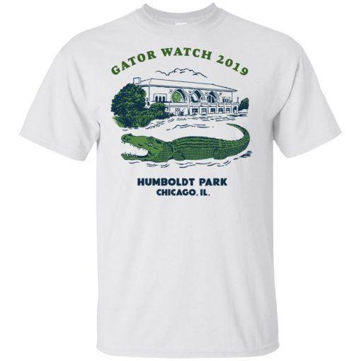 Humboldt Gator Watch 2019 Park Chicago T-Shirt