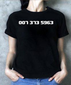 007 373 Unisex T-Shirt