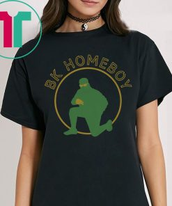 BK Homeboy South Bend Football Shirt