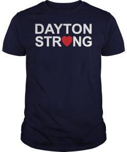 #DaytonStrong Shirt Dayton Strong Shirts