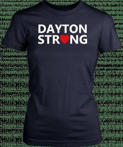 #DaytonStrong t shirt Dayton Strong T-Shirt