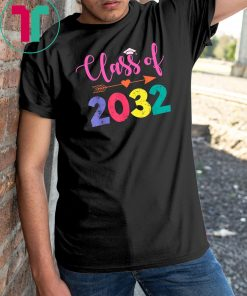Kindergarten 2019 Tshirt Class Of 2032 Grow With Me T-Shirt T-Shirt