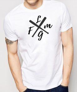 LFGM Shirt , Baseball Lovers Classic Tee Shirt