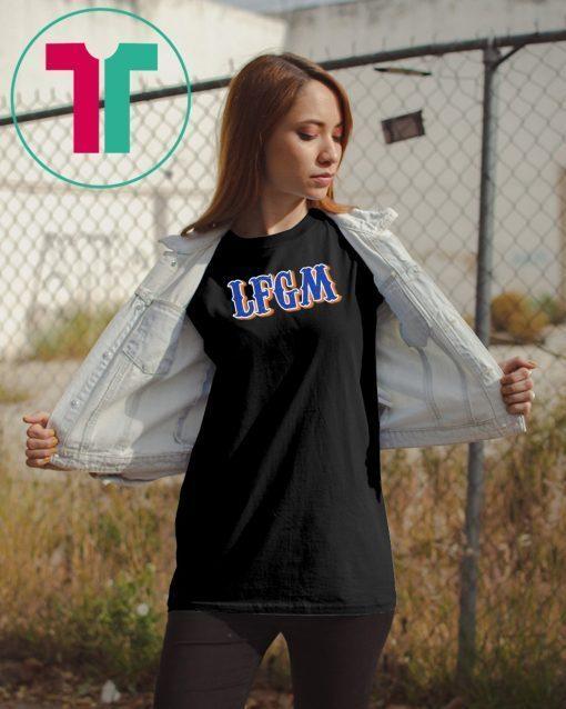 Lfgm Funny Letter LGM Short-Sleeve Polar Bear Pete Unisex T-Shirts