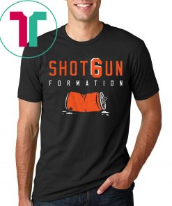 Cleveland Browns Shotgun Formation 2019 Shirt