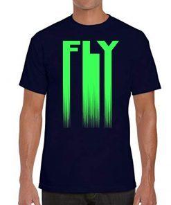 Fly Eagles Fly Unisex Tee Shirt