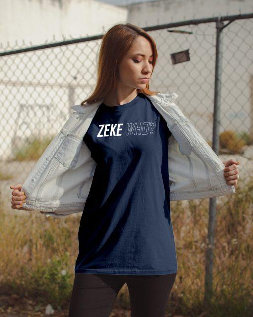 Zeke Who Classic T-Shirt