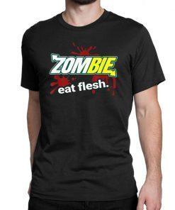 Zombie Eat Flesh T-Shirt