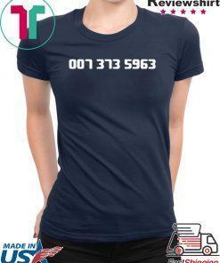 007 373 shirt T-Shirt
