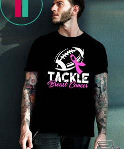 + 39 6% Tackle Breast Cancer Shirt