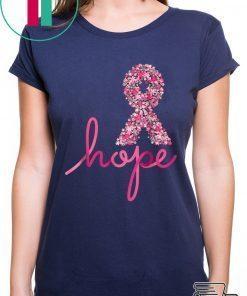 + 82 6% Hope Breast Cancer Awareness Shirt