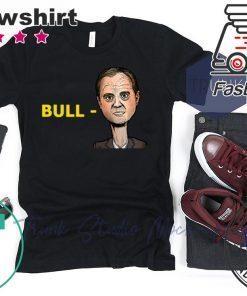 """Bull-Schiff"" Shirt Trump 2020"