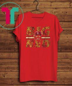Big Red Kansas City Football 2020 Shirt